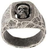 Tobias Wistisen Spinning Skull ring