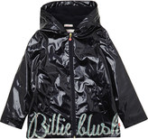 Billieblush Billie Blush Logo print raincoat 4-12 years