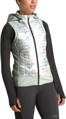 The North Face ThermoBall Packable Hood Hybrid Vest