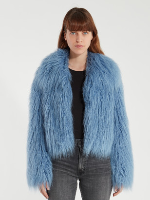 Unreal Fur Passage of Venus Faux Shearling Jacket