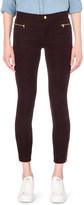 J Brand Iselin skinny mid-rise corduroy jeans