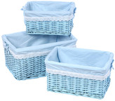 Viv + Rae 3 Piece Basket Set with Liners