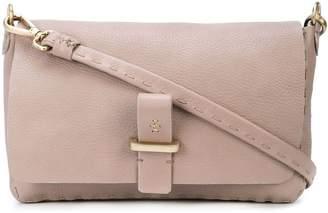 Henry Beguelin foldover top satchel bag