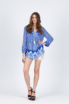 Raga Gypsy Blues Blouse