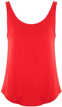 OSKLEN Rusty ribbed tank top