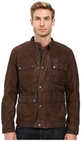 Lucky Brand Manx Leather Jacket