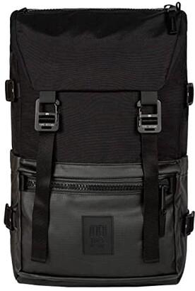 Topo Designs Rover Pack - Premium (Premium Black) Backpack Bags