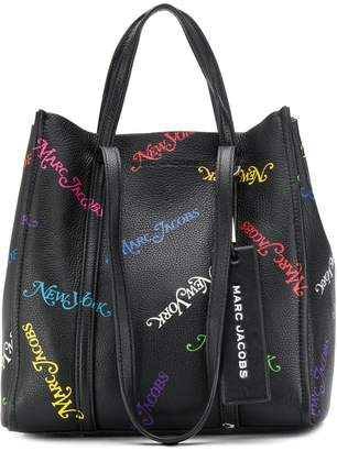 Marc Jacobs x New York Magazine The Tag tote bag