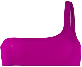 Isabel Marant One-Shoulder Swim Top