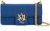 Alexander McQueen Insignia clutch satchel - women - Leather - One Size