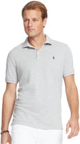 Polo Ralph Lauren Men's Big and Tall Stretch Classic-Fit Mesh Polo Shirt