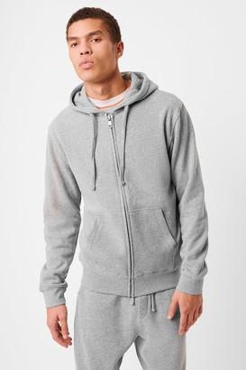 French Connenction Sunday Sweat Zip Hoodie