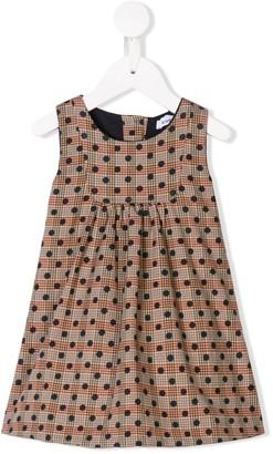 Knot Lisa Pinafore dress