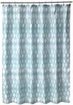 Popular Bath Products Shell Rummel Sea Glass Shower Curtain