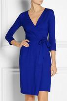 Diane von Furstenberg New Julian jersey wrap dress