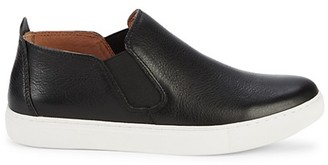 Gentle Souls Laiken Slip-on Leather Sneakers