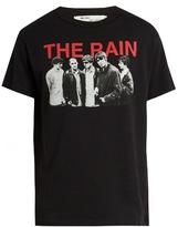 Off-White The Rain cotton-jersey T-shirt