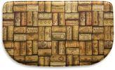 Bacova Wine Corks 18-Inch x 30-Inch Memory Foam Mat
