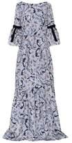 Erdem Ali printed gown