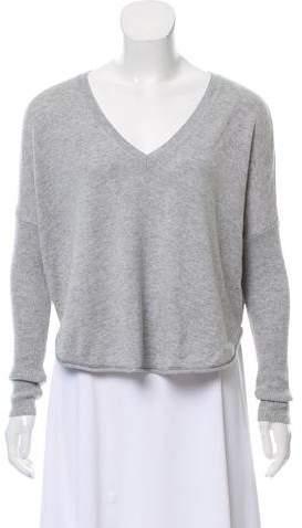 Alice + Olivia Wool V-Neck Sweater