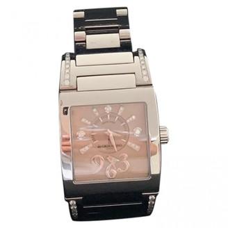 de Grisogono Silver Steel Watches