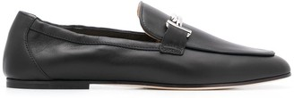 Tod's Elasticated Logo Loafers