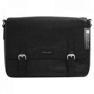 Michael Kors Bryant Black Leather Bags