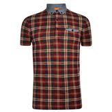 Boss Orange Parnaby Polo Shirt