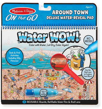 Melissa & Doug Water Wow Around Town Deluxe Water Reveal Pad