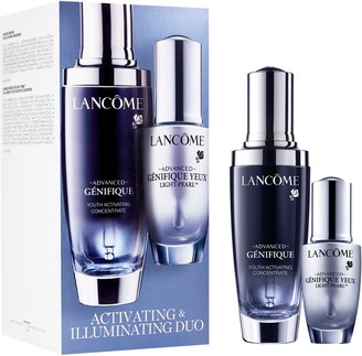 Lancome Advanced Genifique Full Size Activating & Illuminating Duo