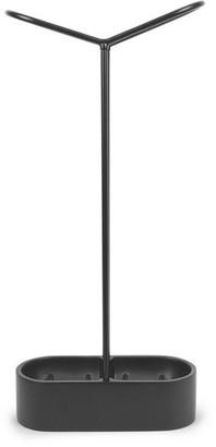 Umbra Holdit Umbrella Stand - Black/Walnut