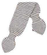 Oeuf Girls' Striped Alpaca Scarf