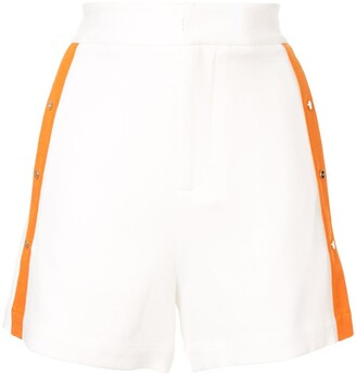 Comme Moi High Waisted Shorts