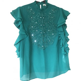 Manoush Green Top for Women