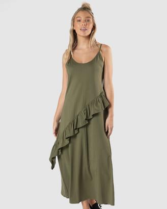 Sass Maisey Ruffle Dress
