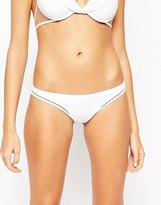 Asos Mix and Match Mesh Insert Hipster Bikini Bottom