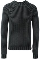 Tod's ribbed knit jumper