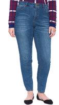 ELOQUII Plus Size Honey Skinny Jean
