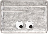 Anya Hindmarch Eyes grained-leather cardholder