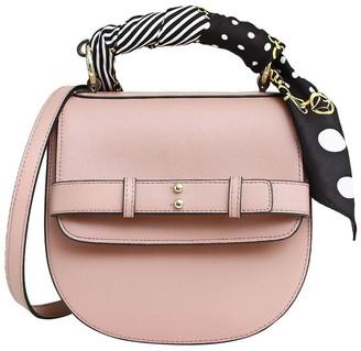 Belle & Bloom LBL200PNK Love Bloom Flap Over Crossbody Bag