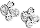 Jan Logan 18ct Diamond Barcelona Stud Earrings