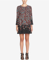 CeCe Asha Ditsy Floral Shift Dress