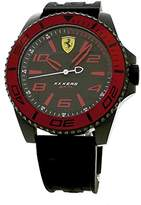 Ferrari Mens Scuderia Analog Casual Quartz Watch (Imported) 0830306