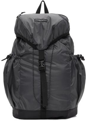 Engineered Garments Grey Ripstop UL Backpack