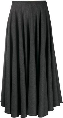 Lardini Circle Midi Skirt