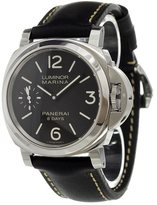 Panerai 'Luminor Marina 8 Days Acciaio' analog watch