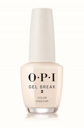 OPI Gel Break - Barely Beige