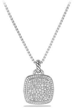 David Yurman Albion® Pendant With Diamonds, 17Mm