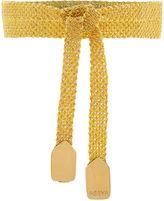 Assya Yellow Gold Vermeil Wrap Bracelet