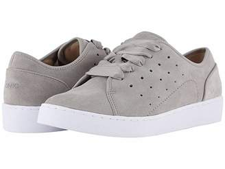 Vionic Keke Suede (Light Grey) Women's Lace up casual Shoes